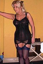 Very hot girls in girdles and stockings